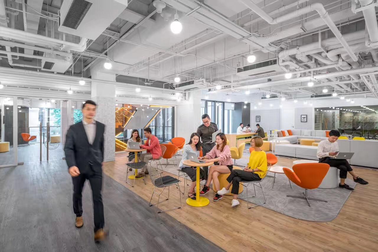 WeWork在中国扩张购买竞争对手Naked Hub