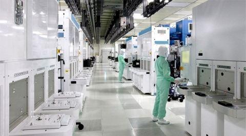 中国今年将拥有全球16%的晶圆产能